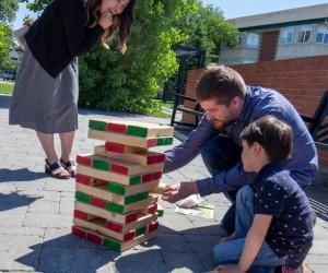 Family Centre celebrates dads