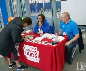 YMCA working to make kids stronger
