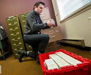 Herald makes historic donation to Galt