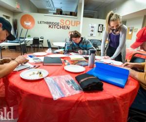 Program lets homeless showcase artistic talent