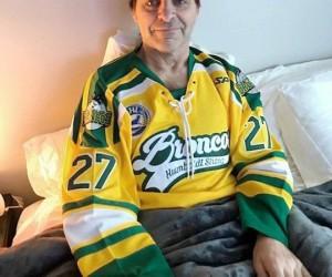 Ontario organ donor pays tribute to Logan Boulet